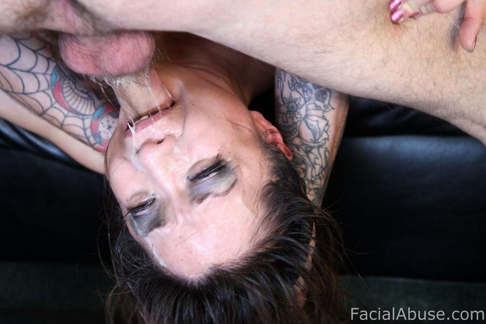 facial abuse